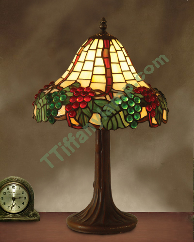 oyster bay grappa large table lamp t12005 tiffany table lamps