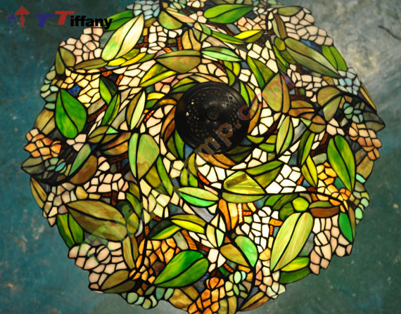 Flower tiffany style table lamp t20010 tiffany new designs brand new exquisite gorgeous tiffany style lamp is a uniquehandcrafted work of art nouveau variation in the glass using genuine hand rolled art stained mozeypictures Image collections